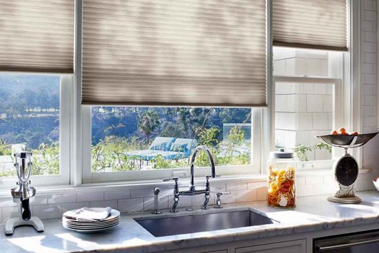 tipos de cortinas blackout