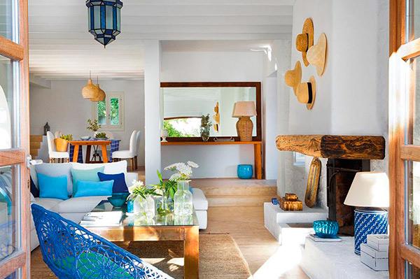 mobiliario mediterráneo